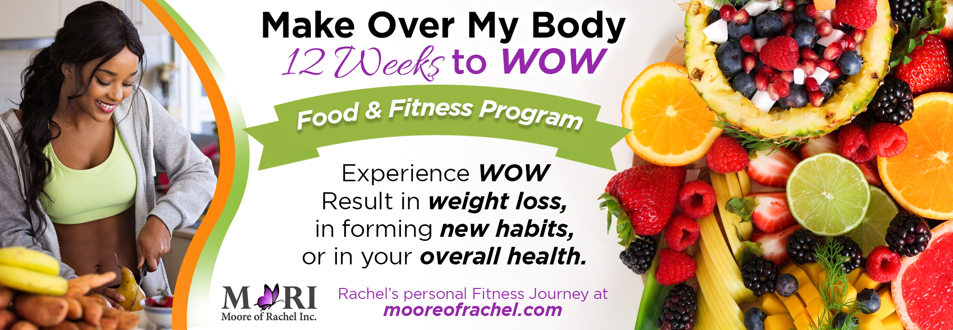 Make Over My Body - 12 Weeks to WOW
